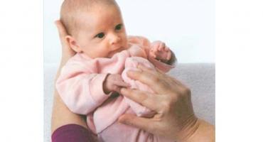 یک وضعیت معجزهآسا برای نوراد (0 تا 3 ماهگی)