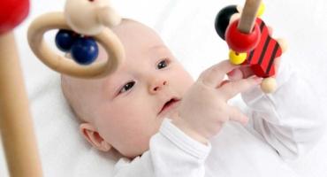 تقویت مهارتهای اصلی تحرک: ۳ تا ۶ ماهگی
