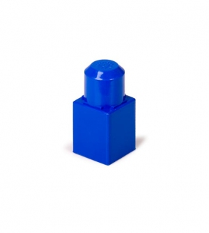 آجره تک دکمه آبی
