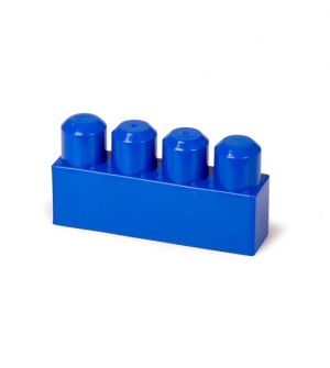 آجره 4 دکمه آبی