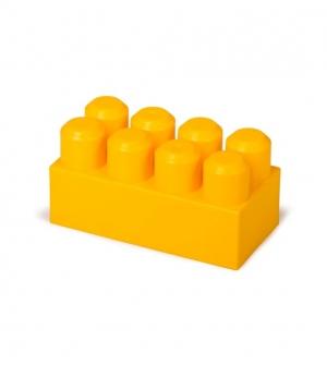 آجره 8 دکمه زرد