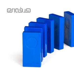 چیدنیها حرفهای فله آبی تیره - ۲۰ عددی