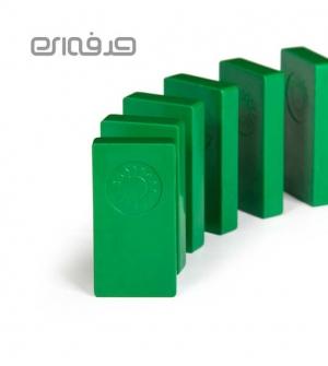 چیدنیها حرفهای فله سبز تیره - ۲۰ عددی