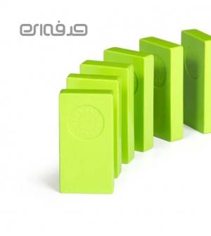 چیدنیها حرفهای فله سبز روشن - ۲۰ عددی